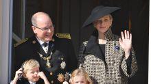 Prinz Jacques und Prinzessin Gabriella von Monaco verzaubern Royal-Fans