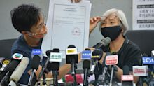 Hong Kong protester 'Grandma Wong' reappears after 14 months stuck in China