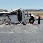 Officials: Tour bus crash near national park in Utah kills 4