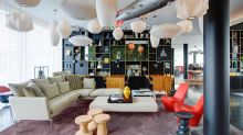 The best hotels to network and chill in... Paris, from high-tech lounges to complimentary hammams