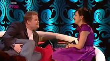 Lily Allen claims James Corden 'came onto her' on TV but she didn't 'shut him down' for fear of 'snobbish' backlash