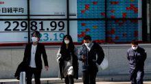 Global Markets: Stocks under pressure as Apple sounds warning on coronavirus