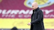 Staying at Burnley would not represent a lack of ambition – Sean Dyche