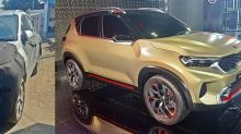 Exclusive Photos: Kia Sonet SUV (production version)