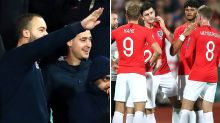'Absolutely disgusting': Football world in shock over 'abhorrent' Nazi salute scandal