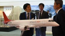 Japan's first passenger jet in decades put on hold