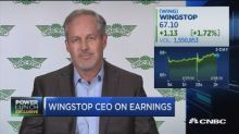 Chicken wings tend to be a volatile commodity: Wingstop CEO