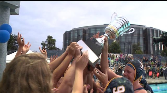 UCSD Water Polo Team Claims Harper Cup For First Time
