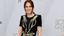 Megan Mullally bought her own red carpet gown after being snubbed by designers