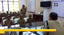 3 students become cops for 5 minutes under SPC scheme in Jabalpur