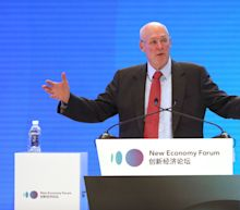 Delisting Chinese Firms From U.S. Is a 'Terrible Idea,' Hank Paulson Says