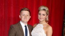 Corrie's Sam Aston opens up about his relationship with new wife Briony