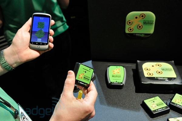Aiken Labs brings 9-axis modular motion sensing to Android, we go hands-on (video)