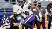 Late for Work 3/5: Will Third Season Be the Charm for Miles Boykin