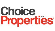 Choice Properties Announces $300 Million Bought Deal Equity Offering of Trust Units