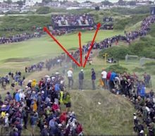 Jordan Spieth won The Open Championship after his caddie saved him from making a major mistake