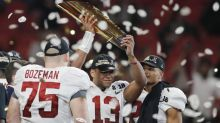 The 6 plays that helped Alabama win the College Football Playoff national title