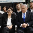 The Latest: Israel's president: Coalition talks start Sunday