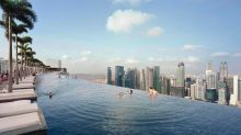 The Marina Bay Sands hotel and 8 more of the world's most amazing infinity pools