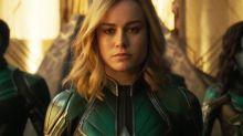 Critican a Brie Larson por no sonreír en Capitana Marvel… ¡y su respuesta es hilarante!