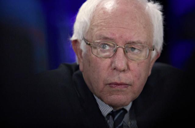 Bernie Sanders shuns Microsoft's vote-counting app