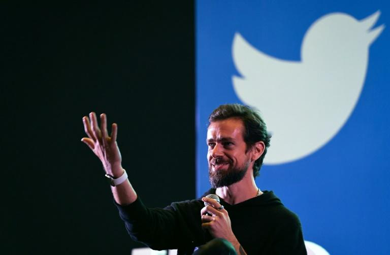 Twitter's Jack Dorsey, pictured in November 2018, has pledged $3 million for the group Mayors for a Guaranteed Income