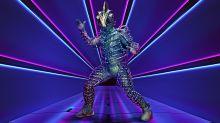 Justin Hawkins unveiled as Chameleon on 'The Masked Singer'