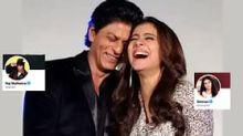 As DDLJ Clocks 25, SRK, Kajol Change Twitter Names to Raj & Simran