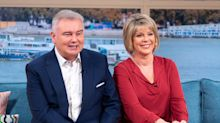 Eamonn Holmes confesses he cried at news he is to be a grandad