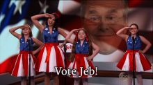 Vanessa Hudgens Sings to Support Jeb Bush