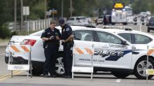 US cop gunned down investigating badly parked car