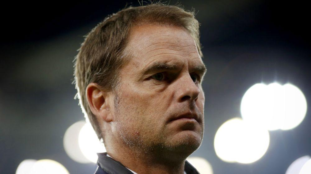 De Boer nouvel entraîneur de Crystal Palace