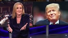 Sam Bee Dumps On Trump's 'Worrying' SOTU Abortion And HIV Pledges
