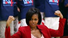 Michelle Obama releases workout playlist to help give 'extra boost' for new year