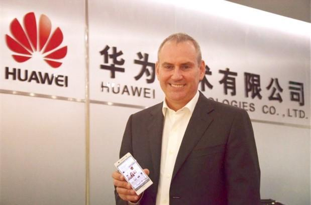 Former Nokia head of sales takes his expertise to Huawei (updated)