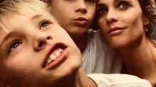 Rodrigo Hilbert posta rara foto de Fernanda Lima com os filhos