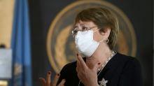 Revertir las desigualdades será crucial para evitar futuras pandemias, advierte Bachelet