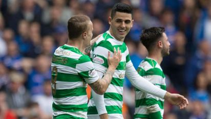 Rogic on song as Celtic maintain dominance