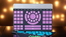 You can now build custom synths for the Sensel Morph