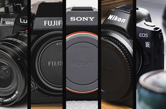 How to buy a mirrorless camera in 2019