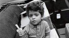 Bruno Mars demandado por colgar retrato de su niñez