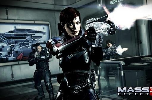 I'm Sarah Shepard, and these are my favorite names in Mass Effect 3