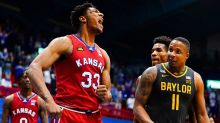 Recent win over previously unbeaten Baylor propels Kansas to No. 13 in latest AP poll