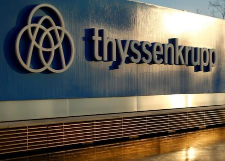 Kone open to co-shareholding with Thyssenkrupp in elevator