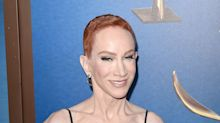 After Gucci's severed heads, Kathy Griffin brands herself a trendsetter for Trump stunt