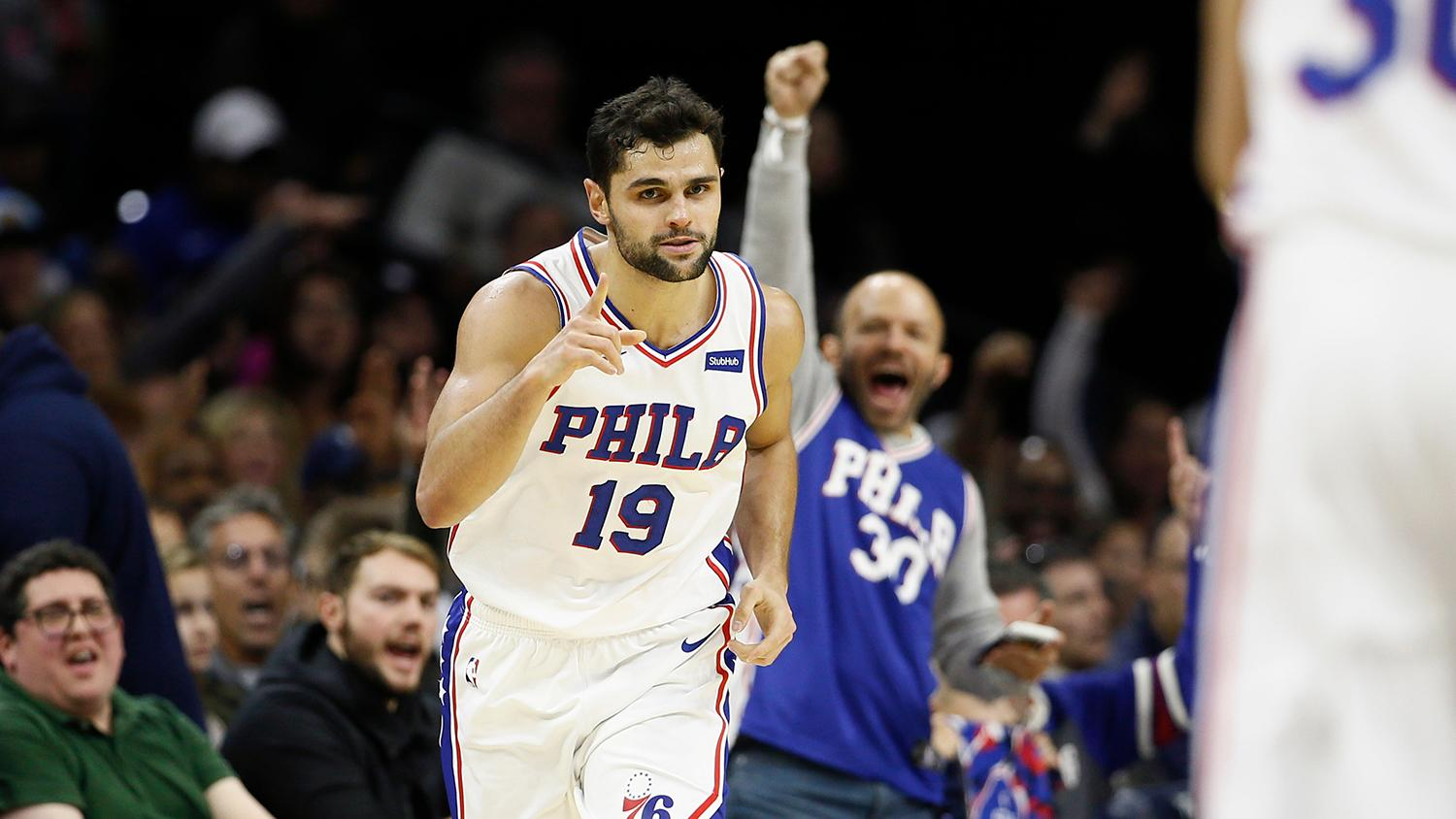 Sixers return home with win over Hornets
