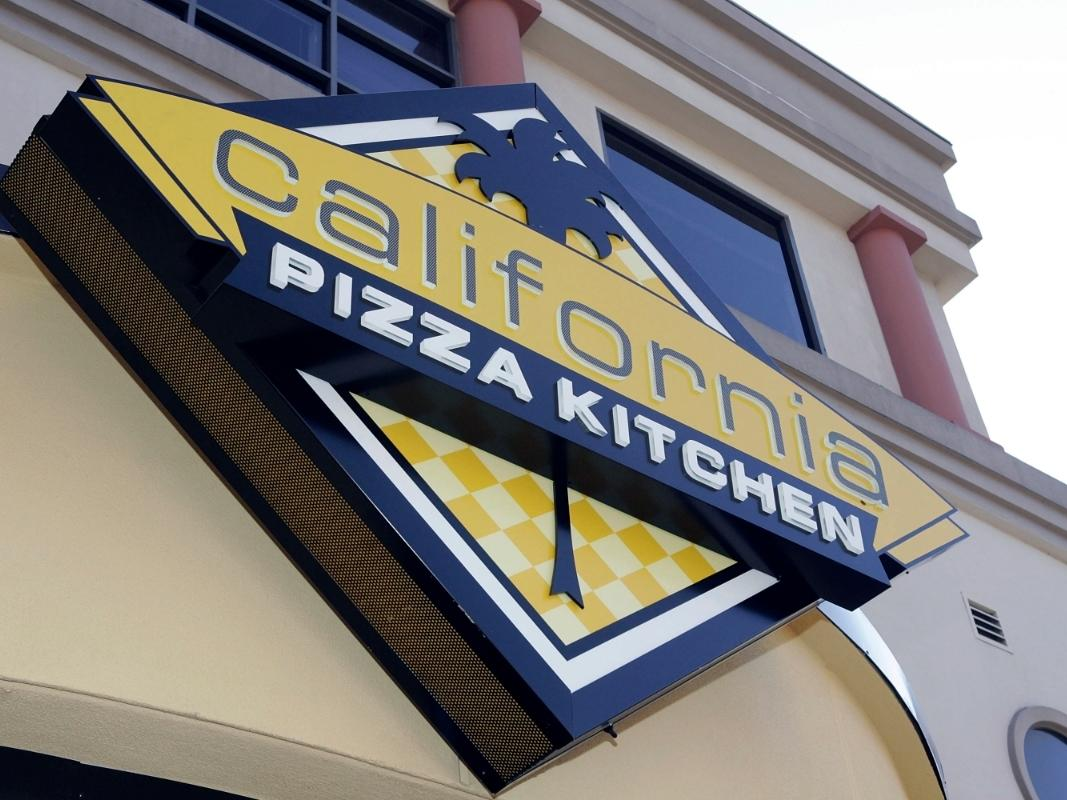California Pizza Kitchen announced the company is filing bankruptcy Thursday.