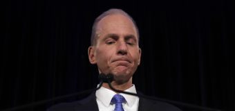 Boeing CEO concedes 'mistake' on fatal crashes