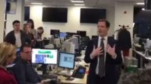George Osborne takes on paid speech in Paris on day two of London Evening Standard job