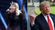 Taylor Swift wirbt für Demokraten – Donald Trump antwortet prompt